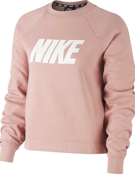 Nike Ladies NSW Optic Crew Neck Jumper