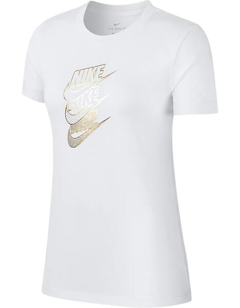 Nike Ladies White Shine T-Shirt