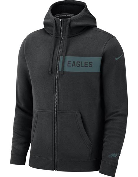 competitive price 872ee cc0ce Nike Adult Philadelphia Eagles Hoodie | Official Spurs Shop