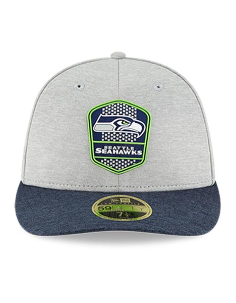 New Era Adult Seattle Seahawks 59Fifty Cap