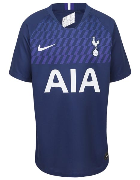 Youth Spurs Away Shirt 2019/20