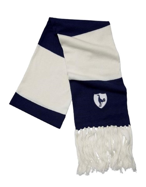 NAVY/WHITE HERITAGE SCARF