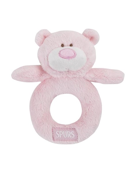 PINK SNUGGLES RATTLE