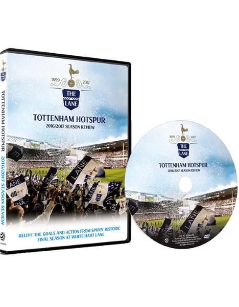 2016/17 SEASON REVIEW DVD THE FINALE