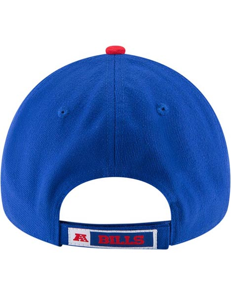 NEW ERA BUF BLU 9FORTY LEAGUE CAP