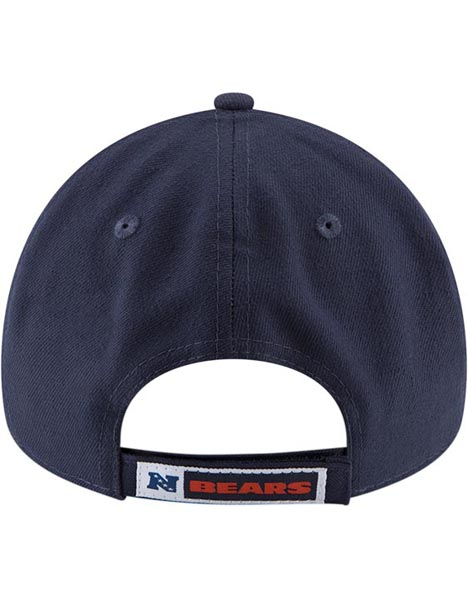 NEW ERA CHI NVY 9FORTY LEAGUE CAP