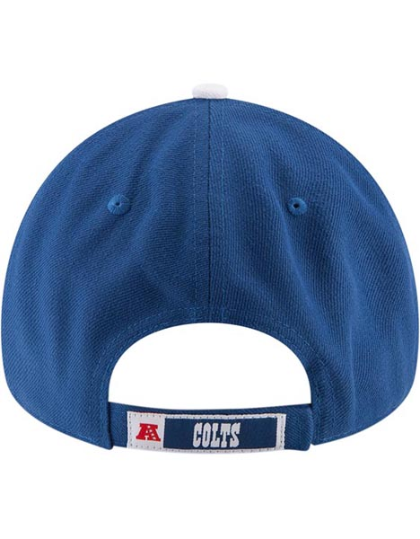NEW ERA IND BLU 9FORTY LEAGUE CAP