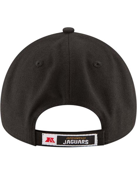 NEW ERA JAG BLK 9FORTY LEAGUE CAP