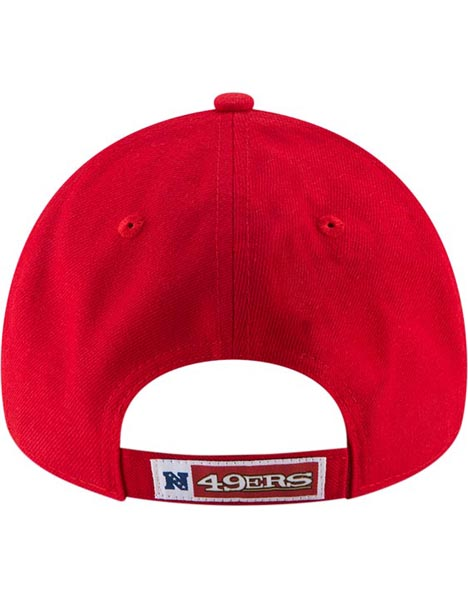 NEW ERA SF9 RED 9FORTY LEAGUE CAP