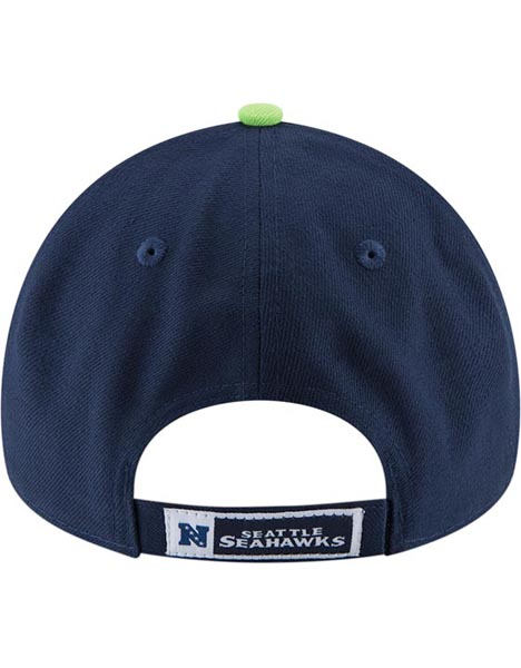 NEW ERA SEA BLU 9FORTY LEAGUE CAP