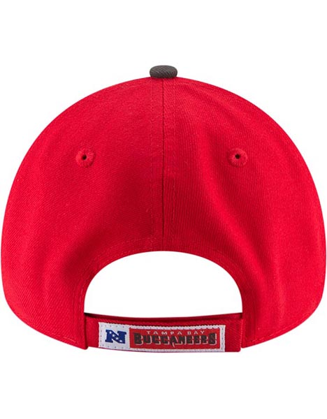 NEW ERA TBB RED 9FORTY LEAGUE CAP