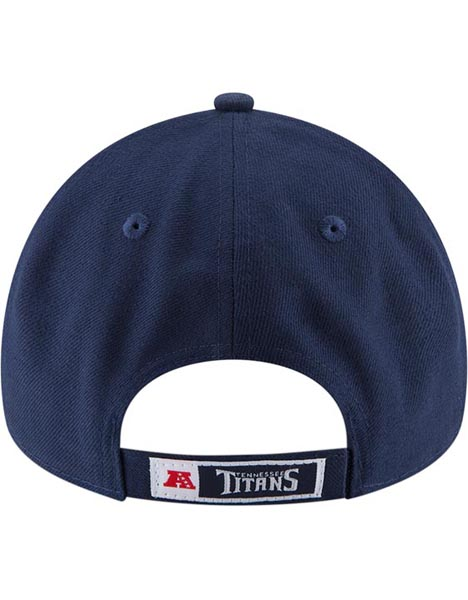 NEW ERA TEN NVY 9FORTY LEAGUE CAP