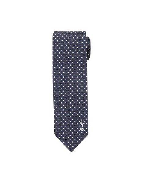 SPOT POLYESTER TIE