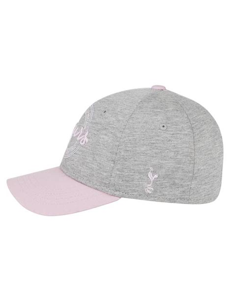 KIDS GREY/PINK SYMBOL CAP