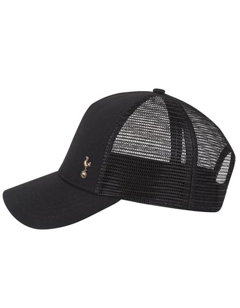 ADULT BLACK BADGE TRUCKER