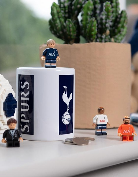 SPURS 4 PACK MINI KICKERZ