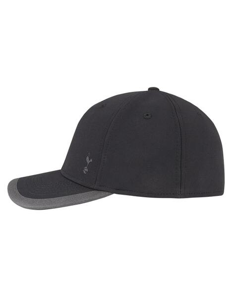 ADULT BLACK STRETCH FIT CAP