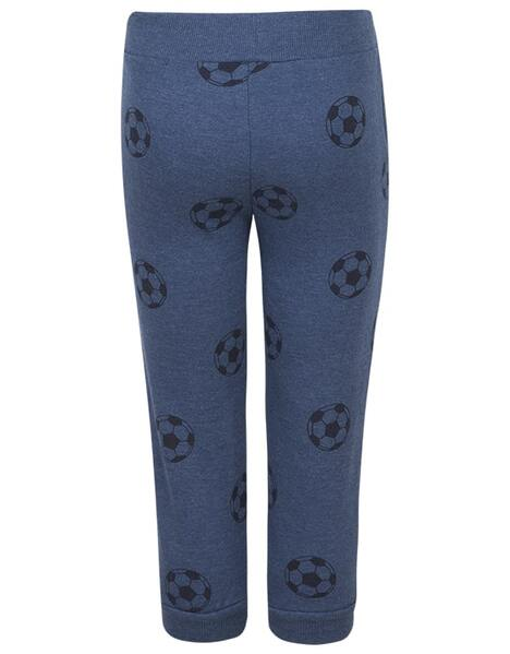 Kids Boys Football Print Jogger