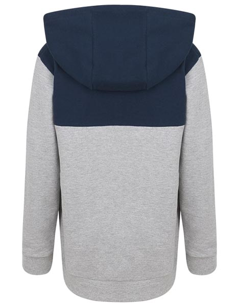 Youth Boys Colour Block Tape Hoodie