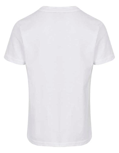 White Spurs Football Print T-Shirt