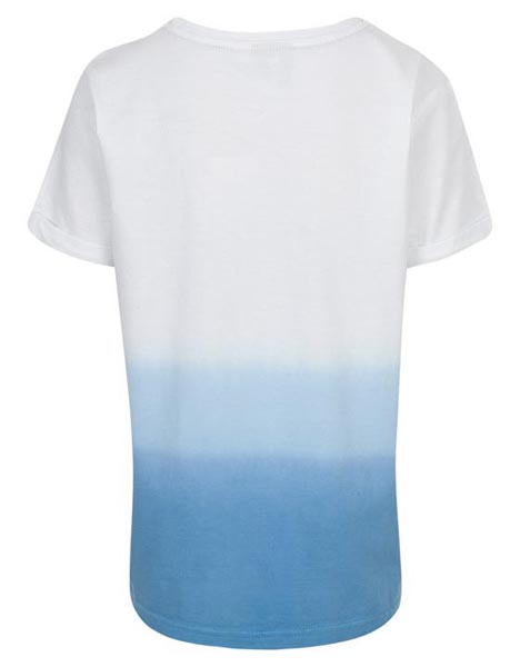 Spurs Kids Dip Dye T-Shirt