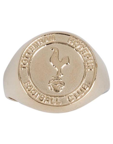 Spurs 9ct Gold Ring