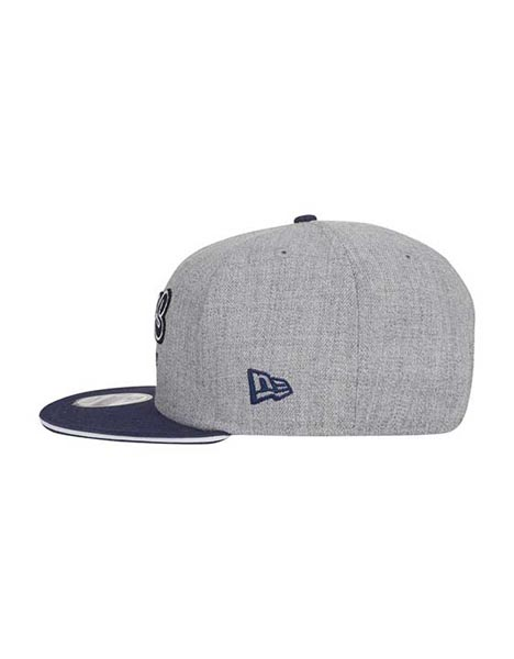 Spurs Grey New Era 9/50 Snapback