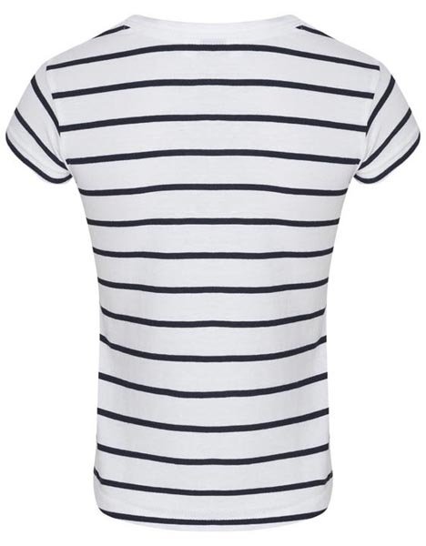 Spurs Kids Stripe T-shirt