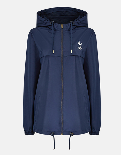 Spurs Womens Updated Showerproof Jacket