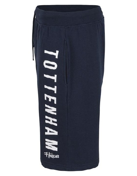 Spurs Mens Tottenham Embroidered Shorts