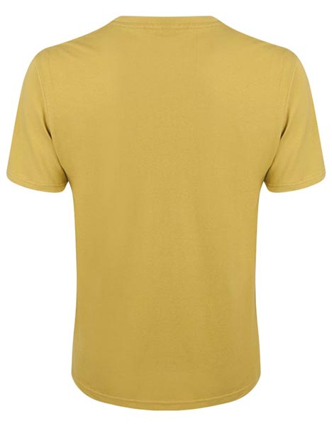Spurs Mens Yellow Essential T-Shirt