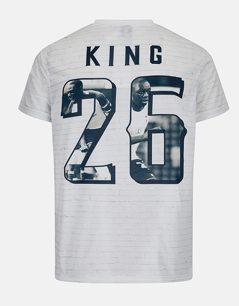 Spurs Mens King Photographic T-Shirt