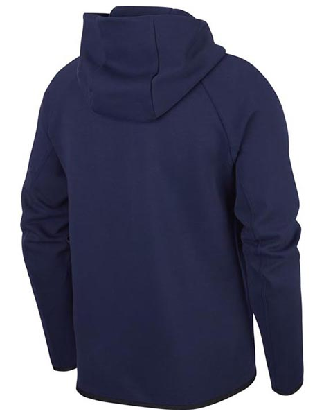 481103c1ed0e04 Spurs Nike Adult Navy Tech Fleece Hoodie