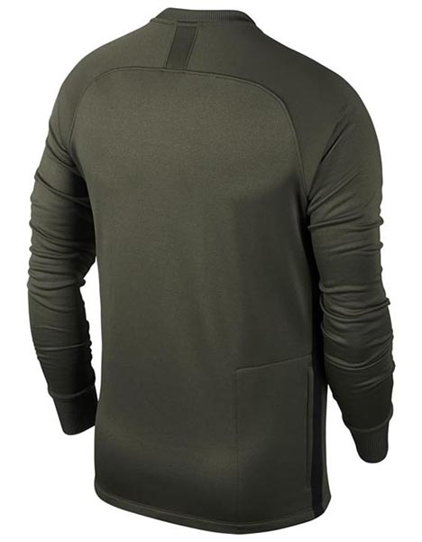 Nike Mens Therma Academy Crew Top