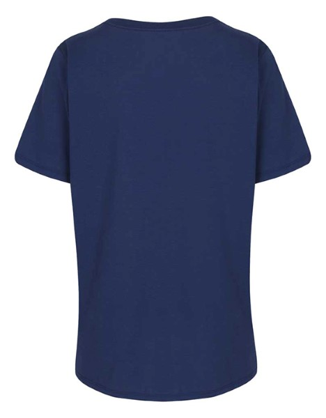 Nike Kids Navy Small Swoosh T-Shirt 2018/19