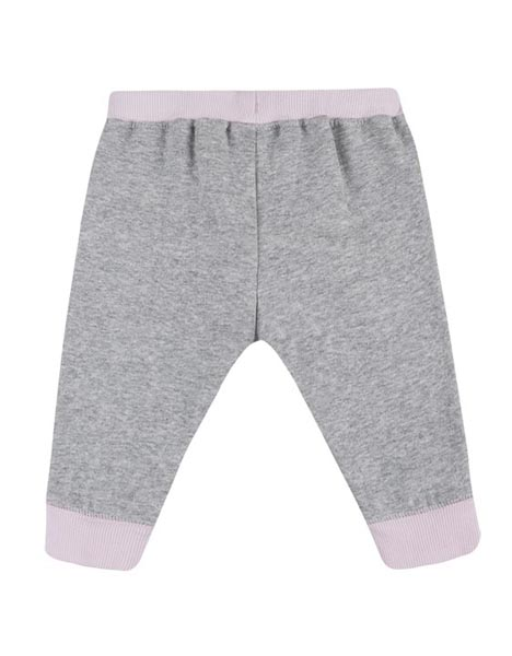 Spurs Baby Girl Print Joggers
