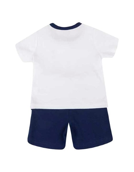 Spurs Baby Kit Shorts And T-Shirt Set
