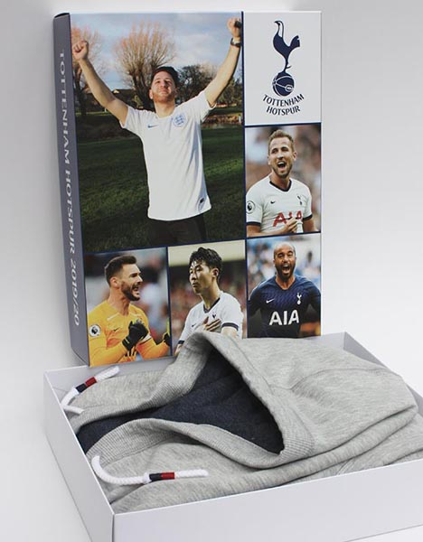 Spurs Personalised Gift Box