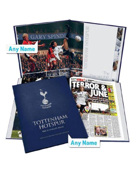 Ultimate Spurs Book