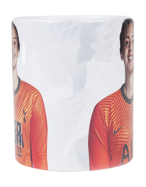 2020/21 BECKY SPENCER PLAYER MUG