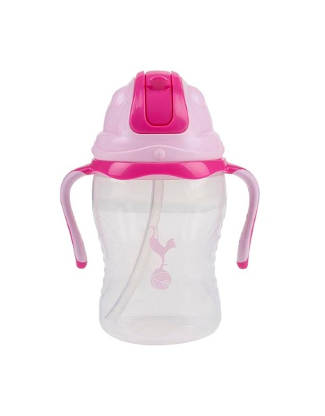 PINK BABY TRAINING CUP
