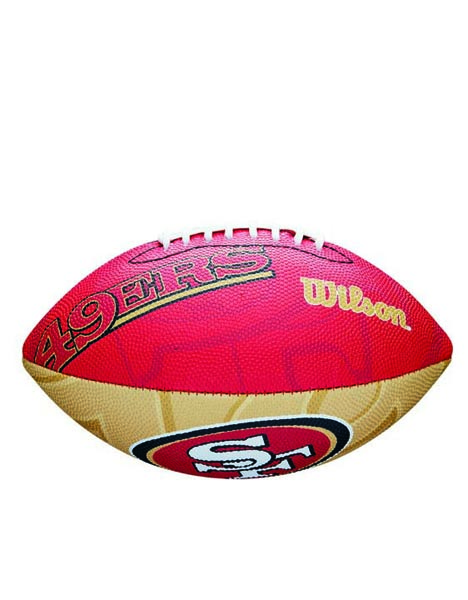 SF9 NFL JUNIOR TEAM BALL 2018