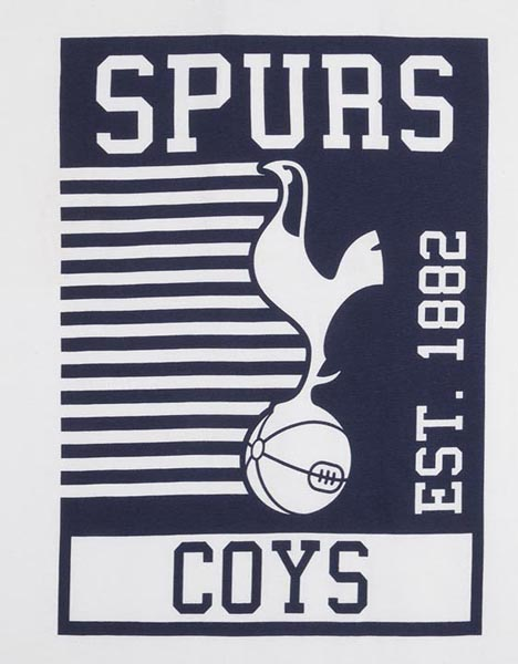 Spurs Kids Cockerel COYS T-Shirt