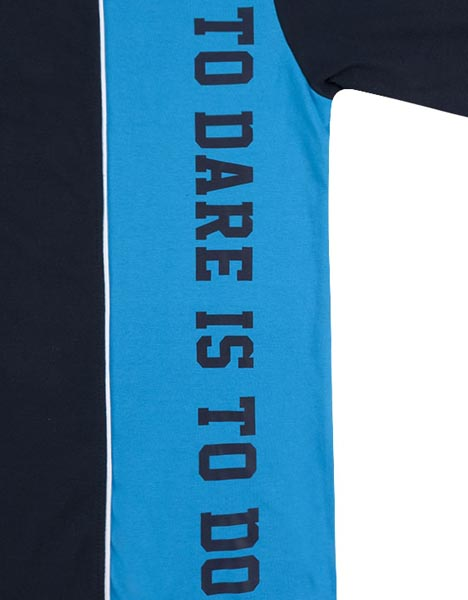 Youth Boys L/S To Dare Is To Do T-Shirt