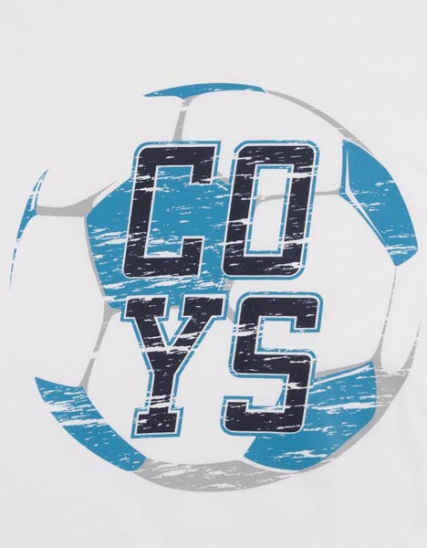 Youth Boys COYS Football T-Shirt