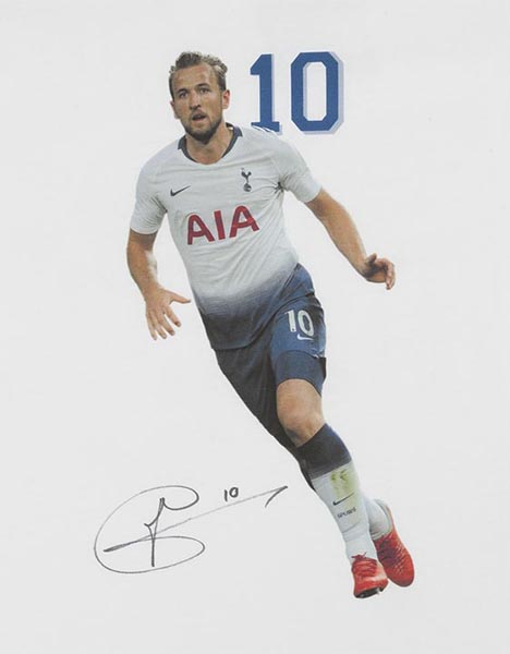 Spurs Kids Kane Signature T-Shirt