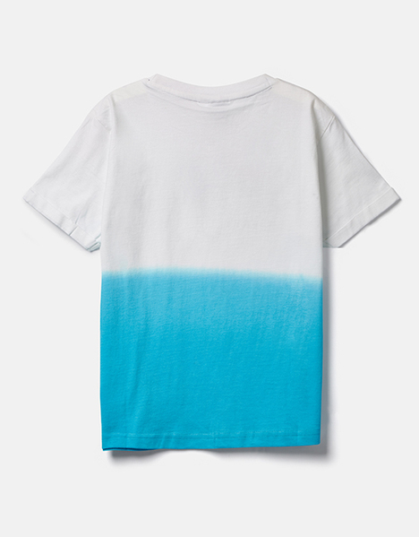 Youth Boys Spurs Dip Dye T-Shirt