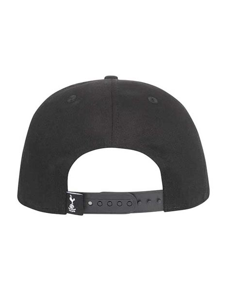 Spurs Black New Era 9/50 Snapback
