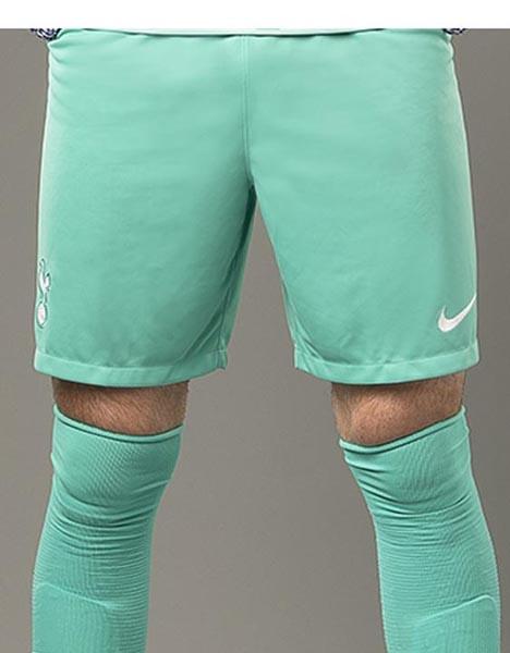 Mens Spurs Home Goalkeeper Shorts 2019/20