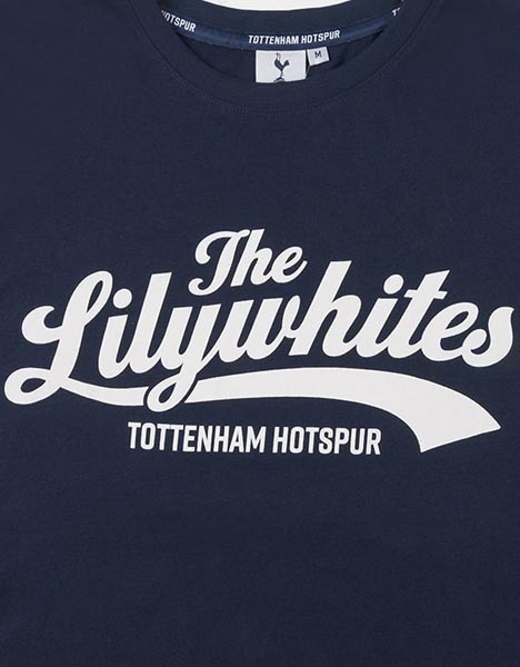 Spurs Mens The Lilywhites T-Shirt
